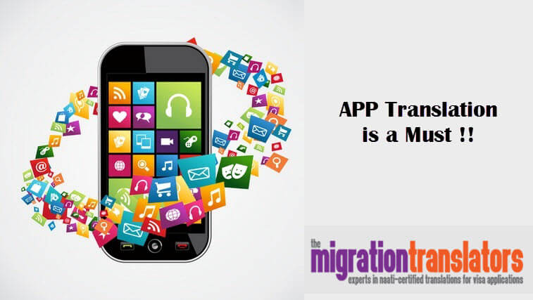 APP Translation is a Must – Here's why!