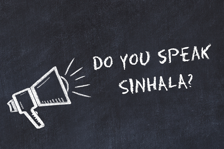 Do Sri Lankan Tamils Speak Sinhala?
