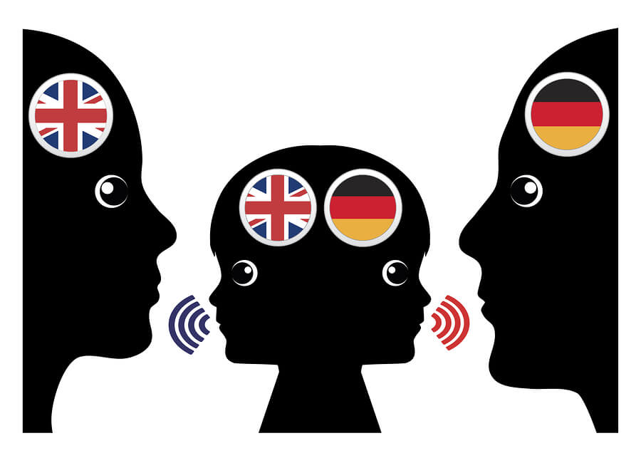 Some Facts About The English and German Languages