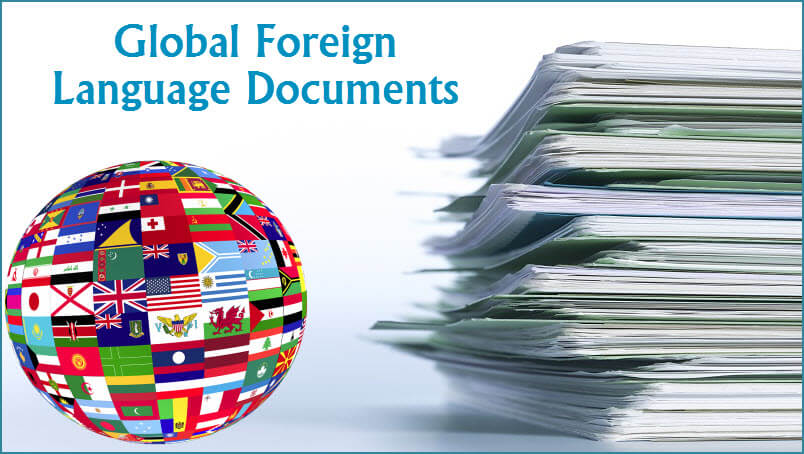 2 Tips for Handling Global Foreign Language Documents