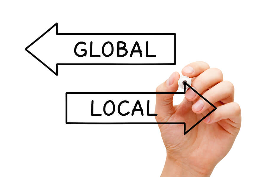 What are Localisation and Globalisation in Relation to Translation?