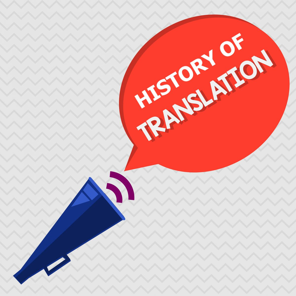 History of Translation