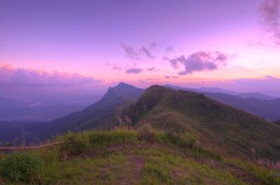 """Viewpoint Beautiful Mountain"" by Photokanok"