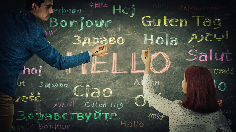 Keep Focused When Learning a New Language