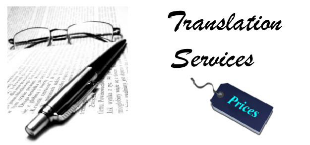 Australian Translation Services Price