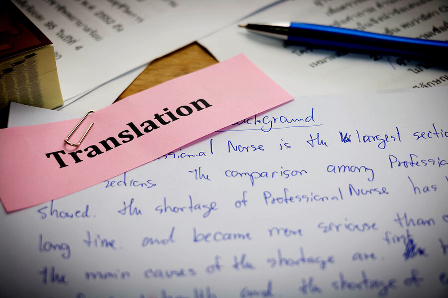 Translate My Documents Into English