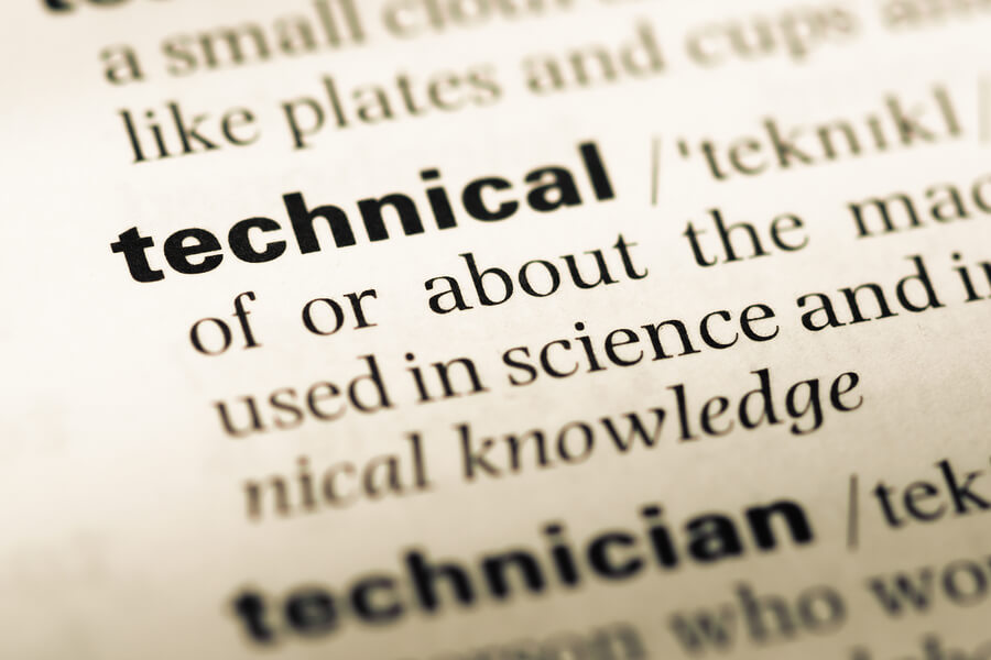 The Technicalities of Technical Translations