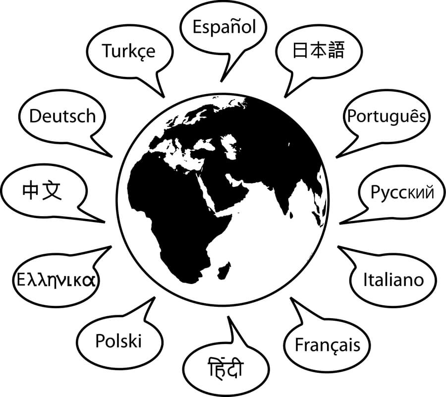 A Guide to the Highest Paying Translation Languages in the World