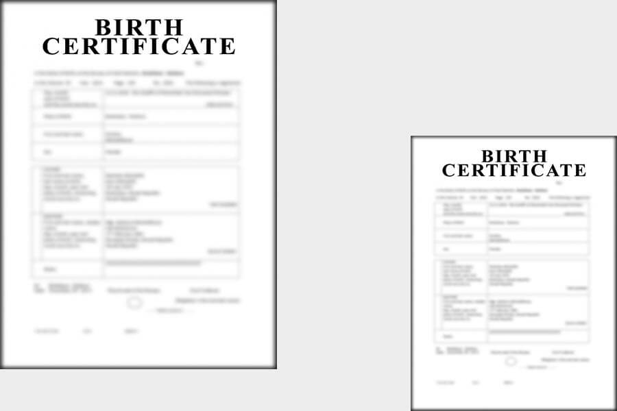 Eight Occasions When You May Need a Birth Certificate