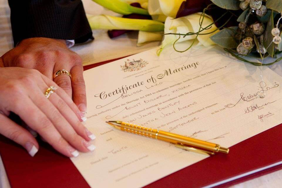Professional translation services in australia by the migration marriage certificate yelopaper Gallery