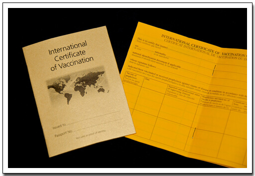 vaccination certificates Migration Translators
